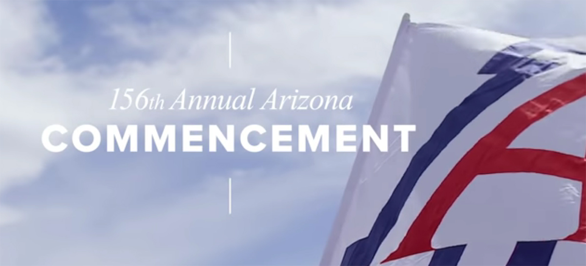 The University of Arizona 2020 Commencement