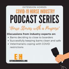 COVID-19 Horse Industry Podcast