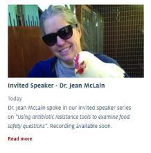 Dr. Jean McLain